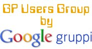 GP Users Group