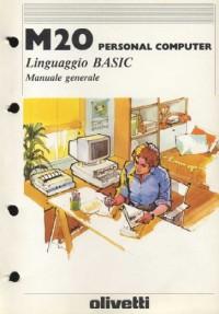"""M20 - Manuale """"Linguaggio Basic manuale generale"""""""