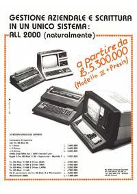 Pubblicità prodotti All 2000