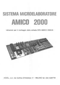 Manuale di montaggio Amico 2000