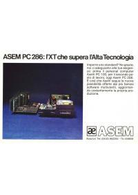 Pubblicità computer PC286