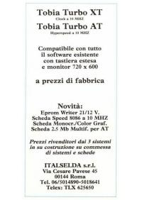 Pubblicità PC Italselda