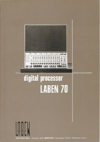 Depliant Laben 70