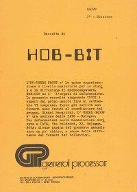 Raccolta bollettini Hob-Bit