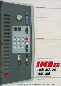Manuale IME 26