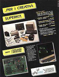 Pubblicità Kyber Superkit