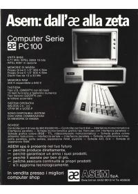 Pubblicità PC100